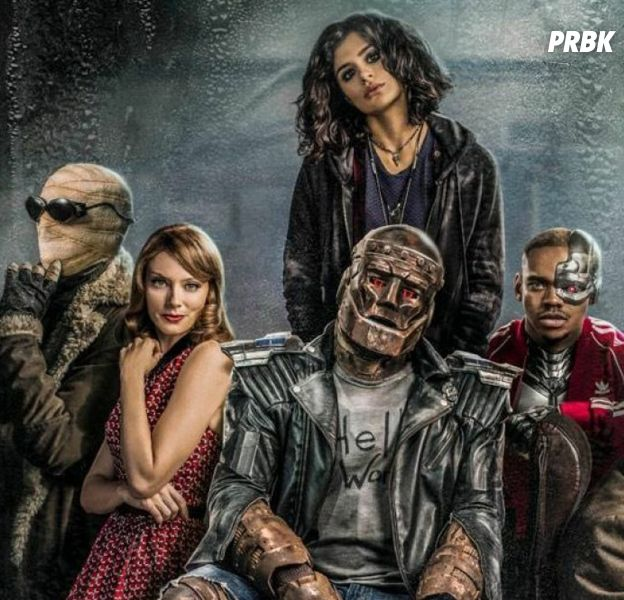 Doom Patrol saison 2 : la série renouvelée et de retour en 2020