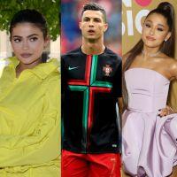 Kylie Jenner, Ariana Grande, Cristiano Ronaldo... voici les stars qui gagnent le plus sur Instagram