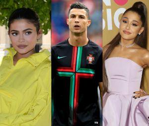 Kylie Jenner, Ariana Grande, Cristiano Ronaldo... Ceux qui gagnent le plus d'argent grâce à leurs posts sponsorisés sur Instagram
