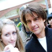 Photos ... Tom Cruise ... Généreux avec ses fans