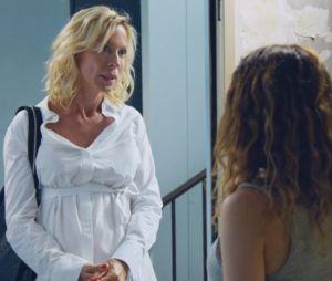 Plus belle la vie : Céline Frémont (Rebecca Hampton) fait appel à une mère porteuse, l'intrigue sur la GPA choque les associations féministes