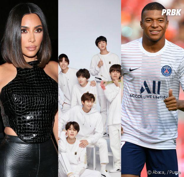 Kim Kardashian, BTS, Kylian Mbappé... Ces stars qui ont plus de 40% de faux abonnés sur Instagram