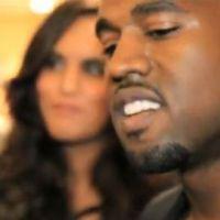 Kanye West ... Il était à Paris pour son clip record (vidéo)