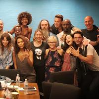 Lucifer saison 5 : l'équipe réunie, le tournage a commencé