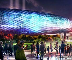 Disneyland Paris s'agrandit : le premier aperçu de Avengers Campus, la zone dédiée aux Super Héros Marvel