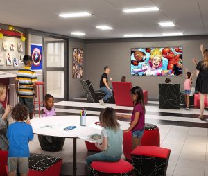 Disneyland Paris : les premières photos de l'Hotel New York - The Art of Marvel