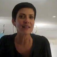 Cristina Cordula ... la relookeuse déjantée se déchaîne devant sa webcam