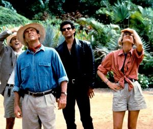 Jurassic World 3 : Jeff Goldblum, Laura Dern et Sam Neill de retour