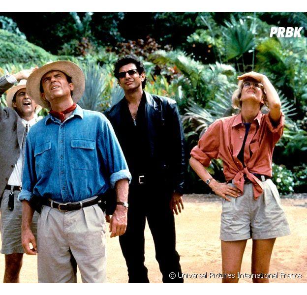 Jurassic World 3 : Jeff Goldblum, Laura Dern et Sam Neill de retour