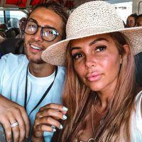 Fidji Ruiz victime d'un accident de voiture : Dylan Thiry donne de ses nouvelles sur Instagram