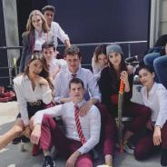 Elite saison 3 : Danna Paola, Jorge Lopez, Ester Exposito... les acteurs fêtent la fin du tournage
