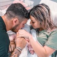 Carla Moreau et Kevin Guedj parents d'une petite fille : les stars de télé-réalité les félicitent