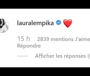 Carla Moreau et Kevin Guedj parents : les messages de félicitations de Laura Lempika