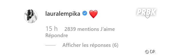 Carla Moreau et Kevin Guedj parents : les messages de félicitations de Laura Lempika