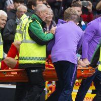 Hugo Lloris gravement blessé au coude : les terribles images qui font mal aux Twittos
