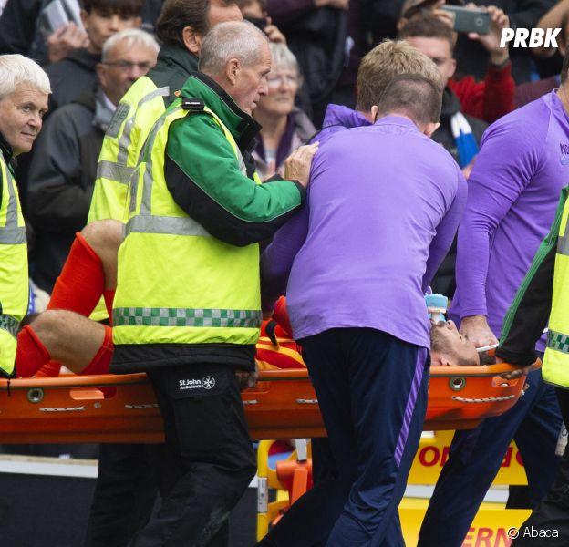 Hugo Lloris gravement blessé au coude : les terribles images