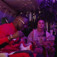 "Eva s'ambiance avec KeBlack et Naza dans le clip ""Kitoko"""