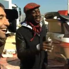 X-Factor ... Marco Prince et Christophe Willem dans le show