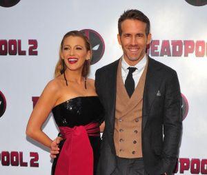 Blake Lively et Ryan Reynolds sur le tapis-rouge de l'avant-première de Deadpool 2