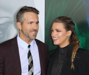 Blake Lively et Ryan Reynolds ont trois filles