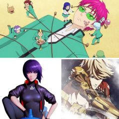 Ghost in the Shell, Levius, Saiki Kusuo no Ψ Nan... Netflix dévoile ses anime originaux