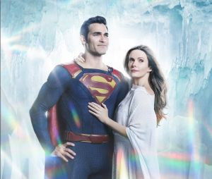 Superman et Lois : bientôt une série centrée sur les personnages de Tyler Hoechlin et Elizabeth Tulloch
