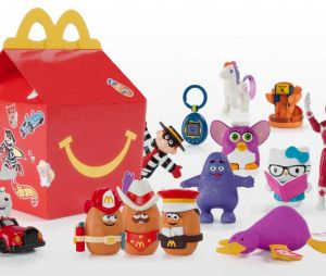McDonald's fête les 40 ans du Happy Meal : les jouets cultes de votre enfance seront de retour