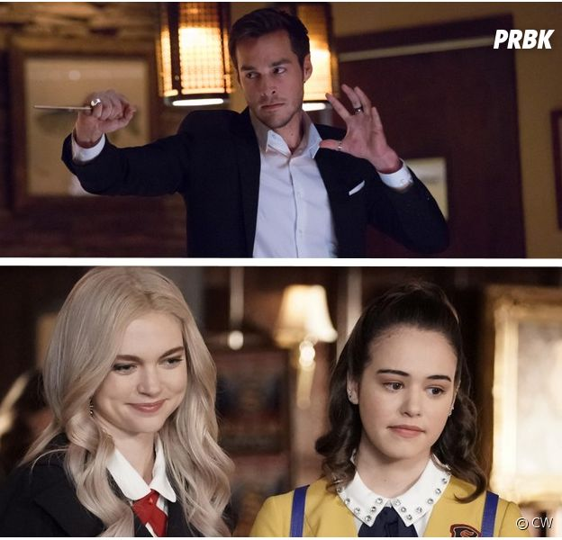 Legacies saison 2 : Kai (Chris Wood) de The Vampire Diaries débarque dans la série !