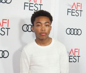 Asante Blackk à l'avant-première du film Queen & Slim le 14 novembre 2019 à Los Angeles