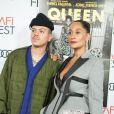 Eva Ross et Tracee Ellis Ross à l'avant-première du film Queen & Slim le 14 novembre 2019 à Los Angeles