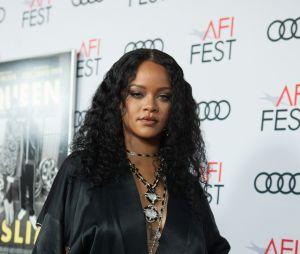 Rihanna à l'avant-première du film Queen & Slim le 14 novembre 2019 à Los Angeles