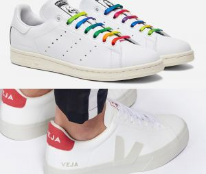 Stan Smith par Stella McCartney, Veja, Nat-2... Les sneakers vegan à shopper