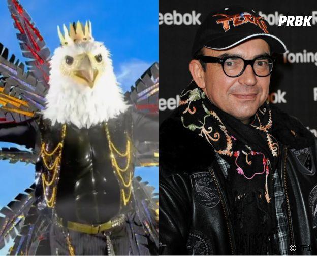 Mask Singer : Karl Zéro serait l'aigle