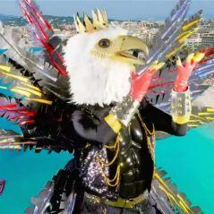 Mask Singer : quelle célébrité est l'aigle ? Les indices qui dévoilent son identité