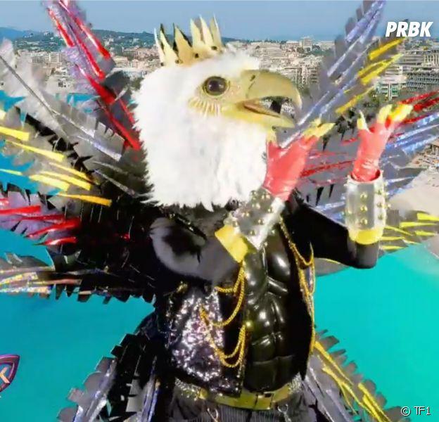 Mask Singer : quelle célébrité est l'aigle ?