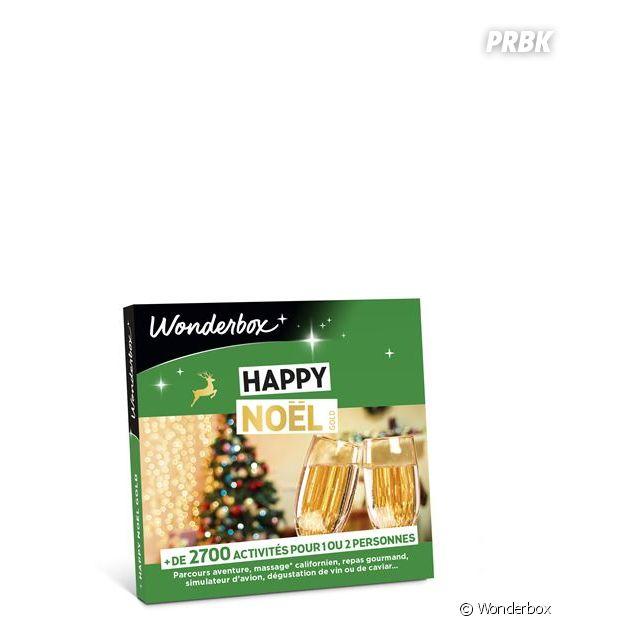 Le coffret Wonderbox à 25€