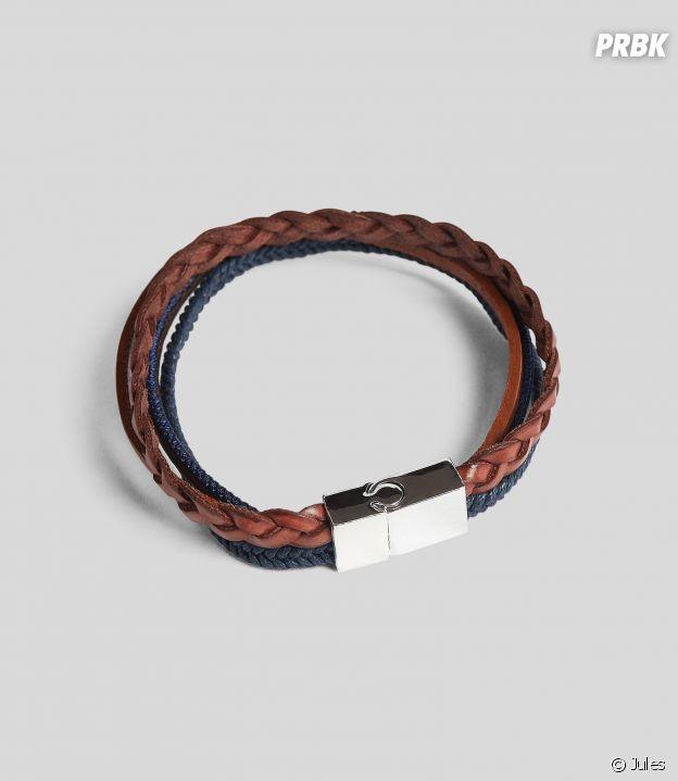 Le bracelet Jules à 12,99€