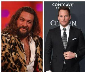 Jason Momoa engueule Chris Pratt sur Instagram, il lui répond