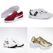 5 sneakers aux couleurs de Noël à glisser sous le sapin