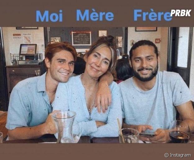 KJ Apa se met à parler français