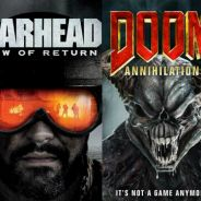 Doom Annihilation et Jarhead Law Of Return en DVD, Blu-Ray et VOD
