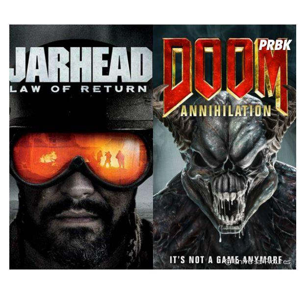 Doom Annihilation et Jarhead The Law Of Return