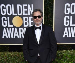Joaquin Phoenix portera le même costume pour toutes les cérémonies afin de protéger la planète