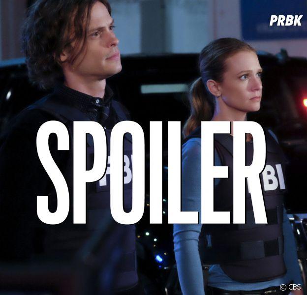 Esprits Criminels saison 15 : JJ et Reid en couple ou pas après l'épisode 1 ?