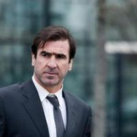 Eric Cantona ... Il va tourner un film avec Isabelle Adjani