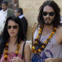 Katy Perry et Russell Brand ... Leur première photo de mariés