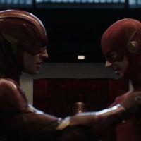 The Flash : Ezra Miller (Justice League) débarque dans le crossover et c'est épique