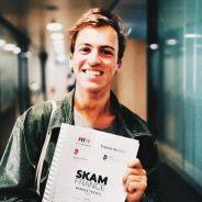 """Lucas Wild, nouvelle recrue de Skam : """"même au sein de la communauté sourde, il y a une diversité"""""""