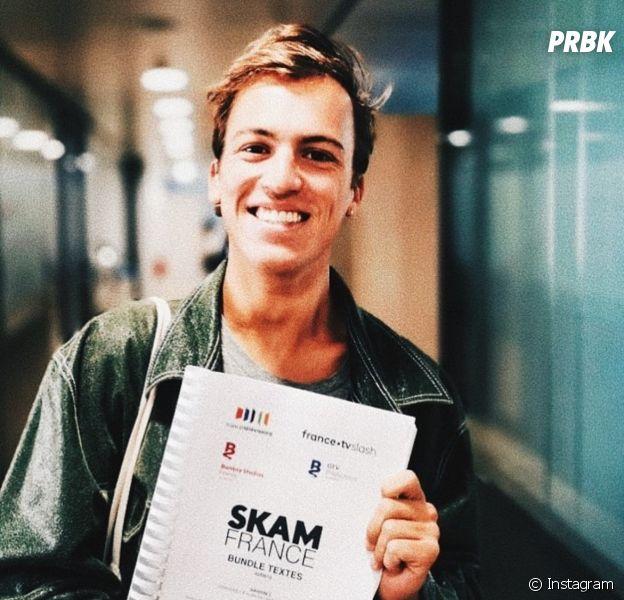 Skam France saison 5 : découvrez Lucas Wild, le nouvel acteur et youtubeur sourd et queer