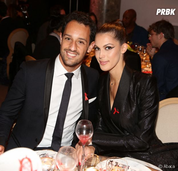 Iris Mittenaere enceinte de Diego El Glaoui ? Elle répond à la rumeur